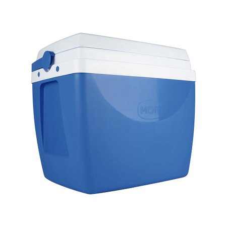 Caixa Térmica 34 Litros Azul