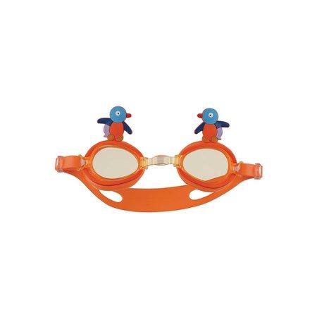 Óculos de Natação Antiembaçante Bichinho - Laranja