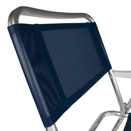 Cadeira Master Alumínio Fashion - Azmarinh