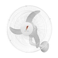 Ventilador de Parede Venti-Delta Ventura 60cm Branco Bivolt