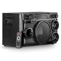 Mini System TWS1500 Frahm 150W RMS USB/P2/Radio FM Controle Remoto Bivolt