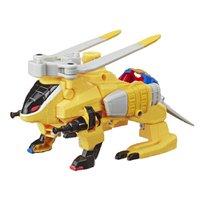 Boneco Power Rangers Beast Morphers Rabbit Zord - Hasbro