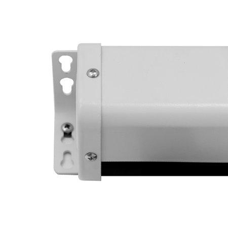 Tela de Projeção Elétrica Sumay 92' TEHDS 92 16:9 Branco Fosco