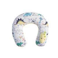 Protetor de Pescoço para Bebê Estampa Dinossauro dos Bês