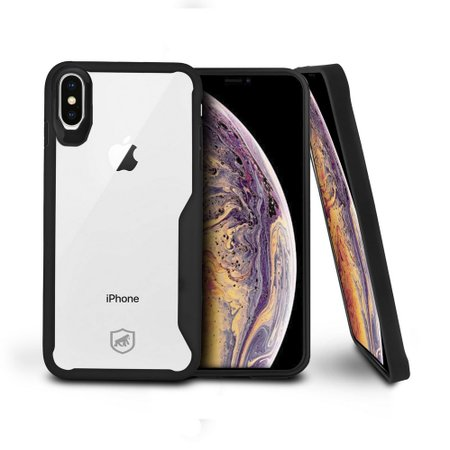 Capa Atomic para iPhone XS Max - Preta - Gorila Shield