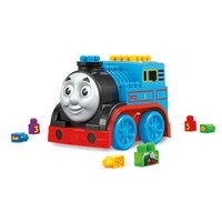 Mega Bloks Super Thomas e Amigos de Montar - Mattel