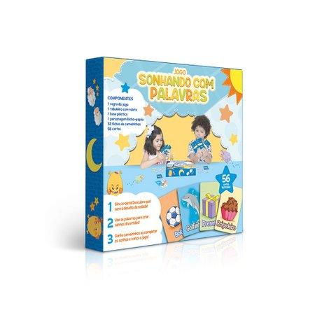 Jogo Sonhando com Palavras - Toyster