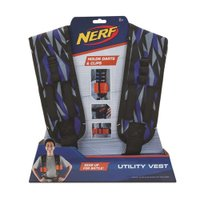 Nerf Elite Colete Armazenador de Utilidades - Multikids