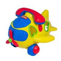 PlayTime Aviãozinho Amarelo - Cotiplás