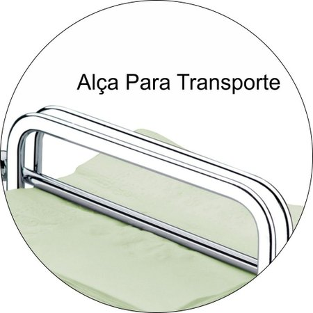 Suporte Porta Guardanapos Pequenos - Aço Cromado