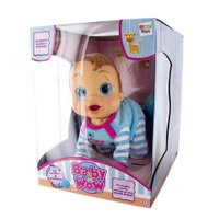 Boneca baby wow Multikids BR582