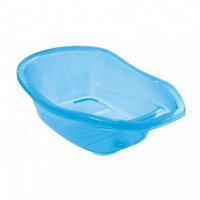 Banheira Universal Transparente Tutti Baby Azul