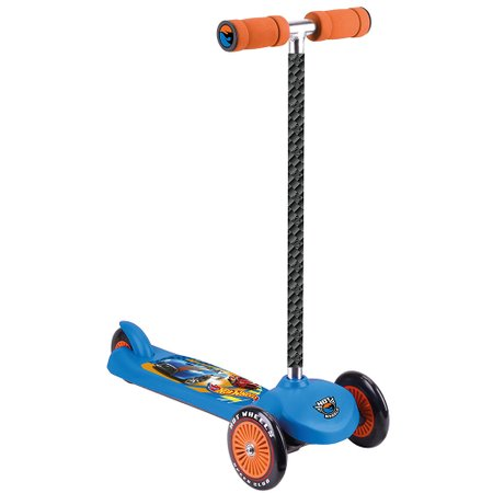 Patinete Hot Wheels Triwheels - Fun Divirta-se