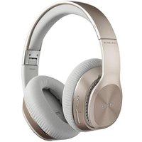 Fone de ouvido Over-Ear Edifier W820BT Bluetooth 80h Bateria Dourado