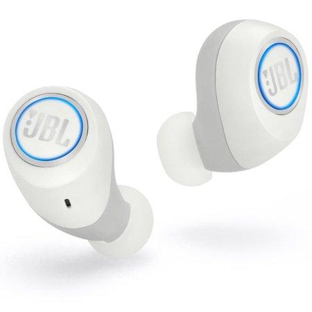Fone de ouvido In-Ear JBL Free X Totalmente Sem Fios IPX5 Bluetooth Branco