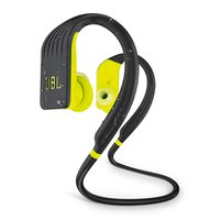 Fone de ouvido Esportivo JBL Endurance Jump Waterproof IPX7 Bluetooth Preto/Verde