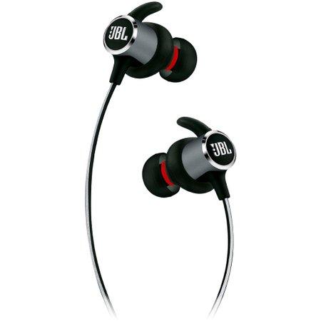 Fone de ouvido esportivo leve e sem fio JBL Reflect Mini 2 Bluetooth Preto