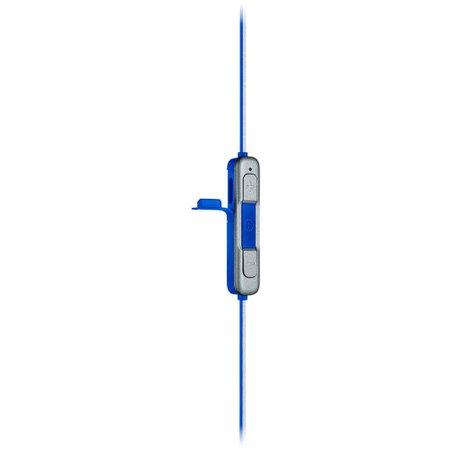 Fone de ouvido esportivo leve e sem fio JBL Reflect Mini 2 Bluetooth Azul
