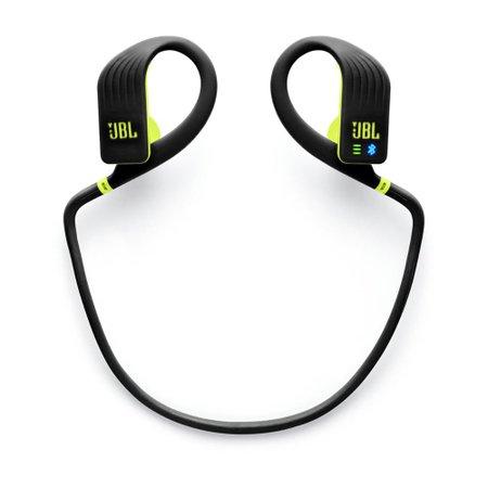 Fone de ouvido Esportivo JBL Endurance Dive Waterproof IPX7 Bluetooth MP3 Player 1Gb Preto/Verde