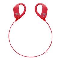 Fone de ouvido Esportivo JBL Endurance Sprint Waterproof IPX7 Bluetooth Vermelho