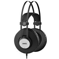 Fone de ouvido AKG K72 - Headphone Monitor Profissional Preto