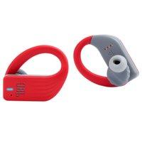 Fone de ouvido Esportivo JBL Endurance Peak Wireless Waterproof IPX7 Bluetooth Vermelho
