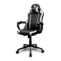 Cadeira Pichau Gaming Mooke Branca, BY-8214-WHITE