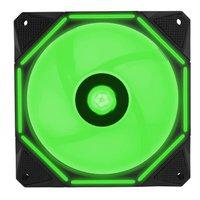 Ventoinha Pichau Gaming Wave 120G Led Verde, PGW120-GREEN
