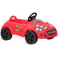 Carro Bandeirante Roadster a Pedal Volante c/ Buzina Rodas Plásticas - 418