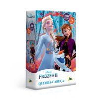 Quebra-Cabeça Frozen 2 200 Peças - Toyster