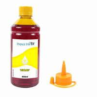 Tinta para Epson EcoTank L110 Yellow 500ml Inova Ink