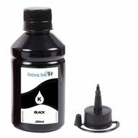Tinta para Canon Mega Tank G2100 Black Pigmentada 250ml Inova Ink