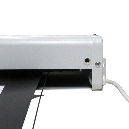 Tela de Projeção Elétrica Sumay Tensionada 133' TETHDS133 16:9 110V