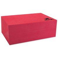 Bloco de Yoga 22cm x 8cm x 15cm Muvin BLY-200 - Vermelho