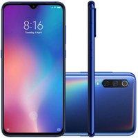 Smartphone Xiaomi Mi 9 64GB 6GB RAM Versão Global Azul