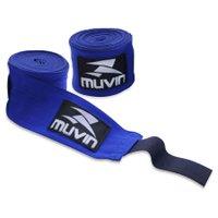 Bandagem Elástica 3m Muvin BDG-300 - Azul