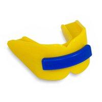 Protetor Bucal Duplo Muvin PTB-400 - Amarelo