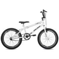 Bicicleta Aro 20 Q11 Cross Energy com Aero Mormaii Branco