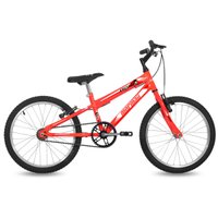 Bicicleta Aro 20 Q11 Top Lip Mormaii Laranja Neon