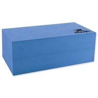 Bloco de Yoga 22cm x 8cm x 10cm Muvin BLY-100 - Azul