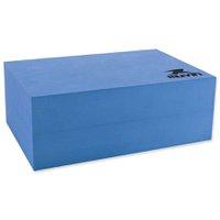 Bloco de Yoga 22cm x 8cm x 15cm Muvin BLY-200 - Azul