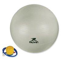 Bola de Pilates 85cm Muvin BLG-800 - Cinza