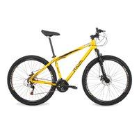 Bicicleta Mazza Bikes Fire Aro 29 - Amarela - 21 - MZZ - 200