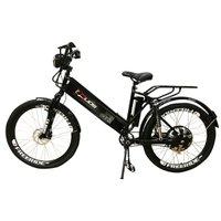 Bicicleta Elétrica Confort FULL 800W 48V 15Ah - Preta