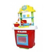 Cozinha Infantil Portátil Colorida - Maral