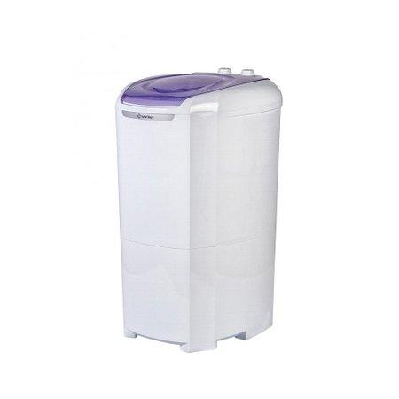 Lavadora De Roupas Semiautomática Isabela 12 Kg - Lilás - Wanke