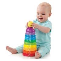 Potinhos Empilhar Fisher Price Brilliant Basics - Mattel