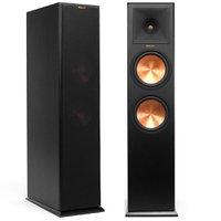Klipsch Premiere RP-280F - Par de caixas acústicas Torre Ebony