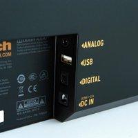 Soundbar Klipsch RSB-3 56W 2-vias Bluetooth Dolby Audio Bivolt Preto