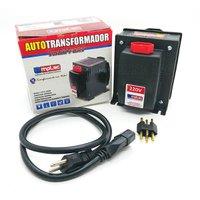 Auto Transformador Bivolt 3000VA 2100W Tomada 20A Protetor Térmico e Contra Sobrecarga Emplac F30060